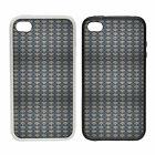 Japanese Wave Pattern -Rubber and Plastic Phone Cover Case- Abstract Design