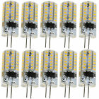 1x 10x Mini G4 Silicone Crystal Led Bulb 3w 5w 3014 Smd Light Lamp 12v 110v 220v