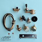 WIRING KIT for Fender JAZZMASTER ® JEU de COMPOSANTS non cables CONTROL