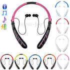 25 hrs Play Time Wireless Music Bluetooth Headset Headphones Stereo Universal