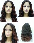 "20""  Brazilian virgin hair body wave two-tone T-colour lace front wig - Human re"