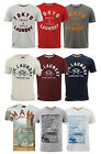 Mens Tokyo Laundry T-Shirt Crew Neck Short Sleeve Vintage Tee Top Shirt