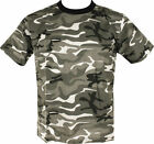 URBAN CAMOFLAGE CITY CAMO Mens Camouflage T-Shirt URBAN CAMO SMALL  TO 3X