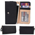 Protective Wallet Case Clutch Cover & Organizer for Smart-Phones KroO ESMT15