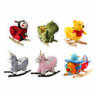 FoxHunter Animal Rocker Baby Kids Rocking Infant Toddler Children Nursery Toy