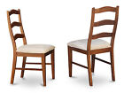 Set of 2 Henley ladder back Chair for dining room
