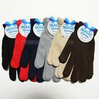 Casual Knit Winter Gloves Fashion Solid Colors New One Size Men's Unisex Women's