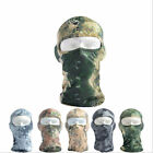 Quick Drying TACTICAL BALACLAVA HELMET LINER CAMOUFLAGE HUNTING SKI CYCLING mask