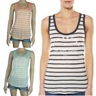 BILLABONG Ladies SURF COAST Tee T Shirt Top Tank (12 14) NEW