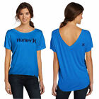 HURLEY Ladies NFINITEE 4 Ways T Shirt Top (XS/S) NEW