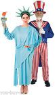 Uncle Sam Costume or Ladies Statue of Liberty +TORCH or American Couple 4th July