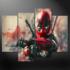 DEADPOOL CANVAS PRINT PICTURE WALL ART FREE UK POSTAGE VARIETY OF SIZES