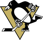 PITTSBURGH PENGUINS Logo ~ Window WALL DECAL * Vinyl Car STICKER ~ ANY COLORS