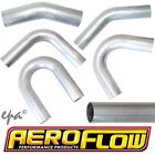 AEROFLOW ALLOY ALUMINIUM TUBE & MANDREL BEND INTERCOOLER INTAKE PIPE PIPING
