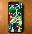 Suicide Squad phone case cover Galaxy S 7 Note Edge iPhone 5 6 7 Plus + LG G3