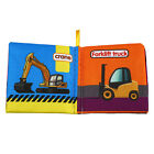 Intelligence Development Cloth Cognize Soft Book Educational Toy For Kids
