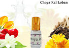 CHOYA RAL LOBAN, Traditional Indian Attar Concentrat Perfume Oil Free of Alcohol