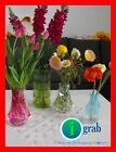 Folding Plastic vase flower wedding party home decor office rose multiple choice