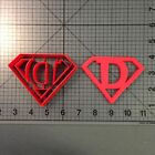 Super Letter D Cookie Cutter