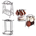 NEW Kitchen Coffee Mug Dishes Tree Metal Holder Cups Organizer Drying Rack Stand