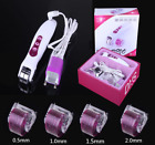 4 Color Derma Roller LED BIO MicroNeedle Stretch Marks Scars Remove Massager