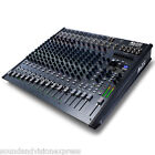 Alto LIVE 1604 16 Channel 4 Bus USB Live PA Mixing Desk or Studio Mixer 100 x FX