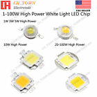 Kyпить High Power 1W 3W 5W 10W 20W 30W 50W 100W White SMD LED COB Chip Lights Beads на еВаy.соm