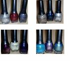 Venique Nail Polish Lot of 3 Four Sets To Choose From