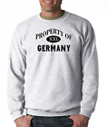 State City Country SWEATSHIRT PROPERTY OF GERMANY