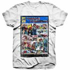 The Transformers Official Licensed Men's Printed T-Shirts