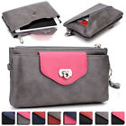 Womens Fashion Smart-Phone Wallet Case Cover & Evening Purse EI64-36