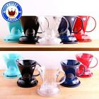 MR. CLEVER Coffee Dripper Coffee Maker Small Size BPA FREE 8OZ 5 Colors