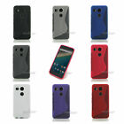 Gel Rubber TPU Case Cover For LG Google Nexus 5X,LG- H790,LG- H791