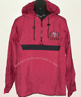 Vintage 90s San Francisco 49ers Pro PLAYER Windbreaker PULLOVER Packable NWT NOS