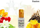 PASSION ATTAR, Traditional Indian Attar Concentrat Perfume Oil Free of Alcohol