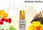 MUKHALAT MADINA, Traditional Indian Attar Concentrat Perfume Oil Free of Alcohol