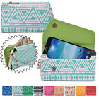 Convertible Aztec Smart-Phone Wallet Case Cover & Evening Clutch MLUC33