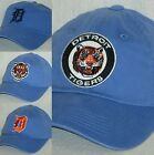 DETROIT TIGERS Ladies Garment Washed Cap ⚾HAT ❇CLASSIC MLB PATCH/LOGO ⚾HOT! ⚾NEW on Ebay
