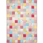 Room Seven Patchwork Quilt Tagesdecke in 160 x 220
