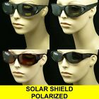 Polarized Fit Over Sunglasses Cover All Glasses Drive Fish New Wrap Solar Shield