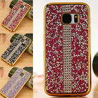 Bling Luxurious Diamonds  Case Cover For iPhone & Samsung Galaxy Models