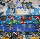 SUPER HEROS #16  FABRICS Sold INDIVIDUALLY NOT AS A GROUP By the HALF YARD