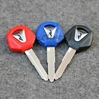3Color Left Blade Blank Blade Motorcycle Uncut Key For Yamaha YZF-R1 New
