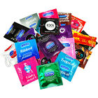 Ultra condoms MIX * Durex Pasante EXS Mates Crown Bulk variety x 24 50 100 PCS