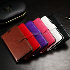 Card Kickstand Flip Wallet Leather Case Cover for LG K7 3G