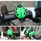 Внешний вид - Cute Hot  Kid Beetle Ladybug Ring Bell For Cycling Bicycle Bike Ride Horn Alarm