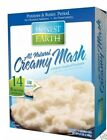Honest Earth Creamy Mash Instant Potatoes 14 or 28 pouches