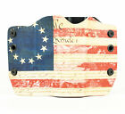Ruger, Betsy Ross Flag, OWB Kydex Gun Holsters