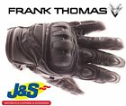 FRANK THOMAS FT3 WATERPROOF SHORT MOTORCYCLE GLOVE WINTER STUNT ALL SIZES J&S