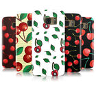 DYEFOR CHERRY PRINT COLLECTION HARD BACK PHONE CASE COVER FOR SAMSUNG GALAXY S7 $6.01 USD on eBay